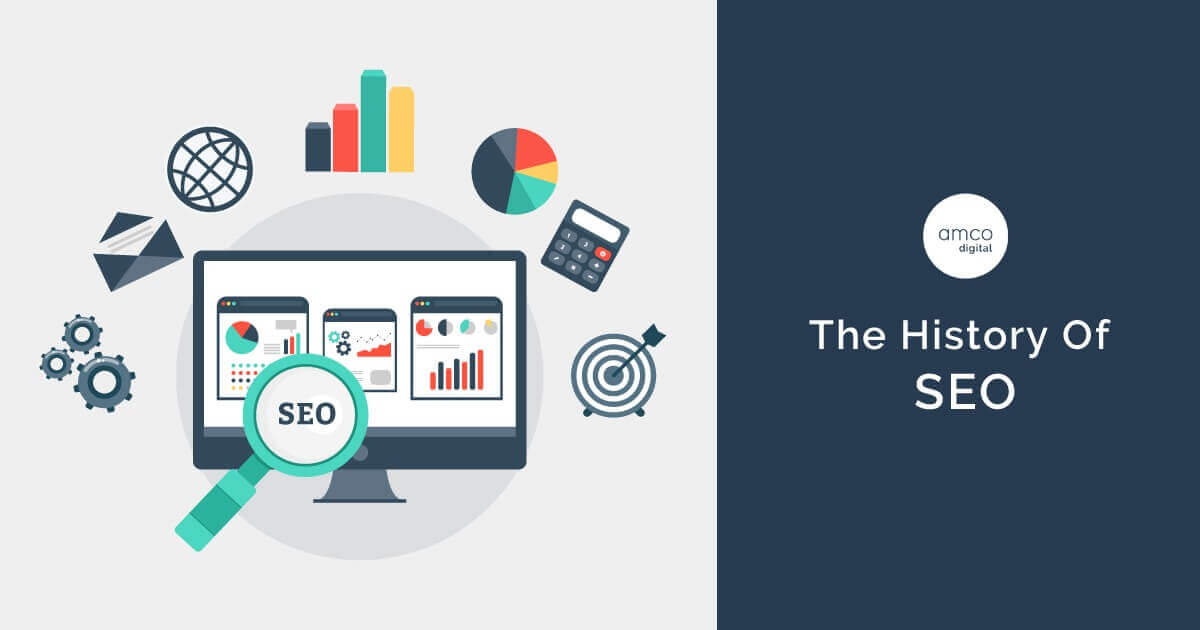 The History of SEO - A quick overview