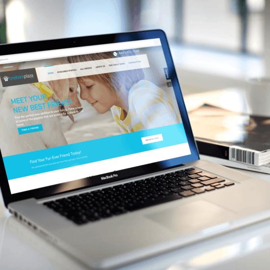 Multi Vendor Ecommerce Website Design & Development for Onebarkplaza